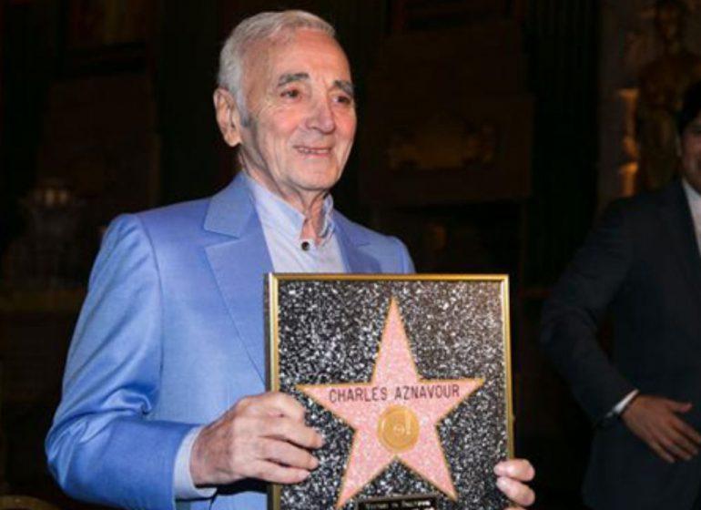 مستندی از زندگی «شارل آزناوور» به زودی اکران میشود