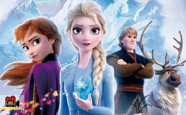 یخ زده با ۲۰۰ میلیون دلار در هفته اول فروش موفق ترین فیلم روز شکرگزاری