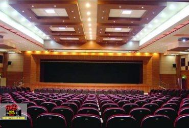 سالن های نمایشی